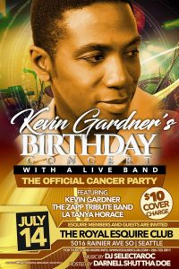 Royal Esquire Club Kevin Gardner Concert