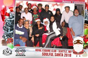 Soulful Santa 2018